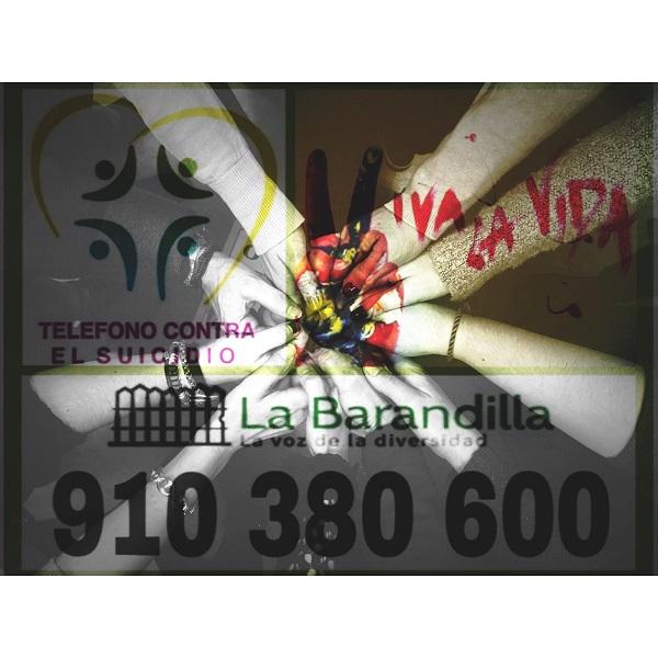 El TELÉFONO CONTRA EL SUICIDIO se pone en funcionamiento para toda España.