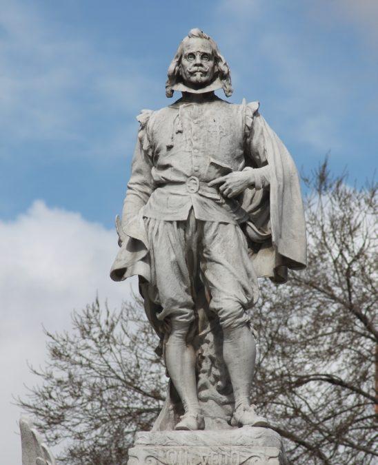 Francisco de Quevedo y Villegas, un personaje con diversidad funcional