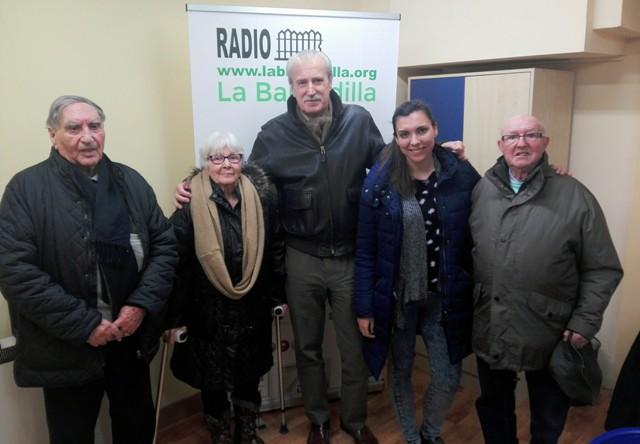 LOS MAYORES HABLAN DE LOS CAMBIOS POLÍTICOS Y SOCIALES