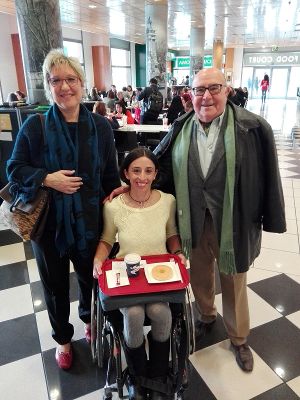 feria de empleo y discapacidad
