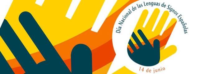 14 de Junio, Día Nacional de la Lengua de Signos Española