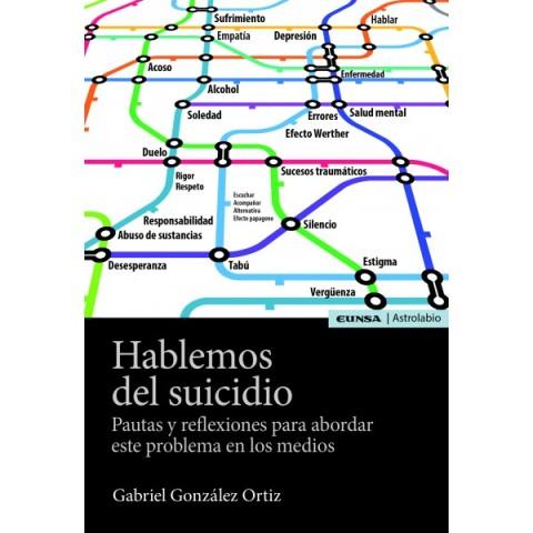 HABLEMOS, HABLEMOS DE SUICIDIO Y CORRAMOS POR LA SALUD MENTAL.