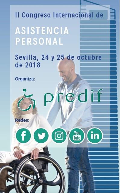 II CONGRESO INTERNACIONAL DE ASISTENCIA PERSONAL.