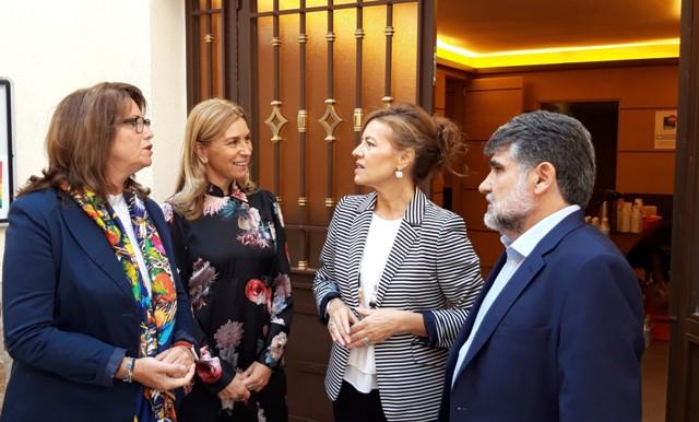 ASISPA,NUEVA DIRECTORA GENERAL AL SERVICIO DE LAS PERSONAS.