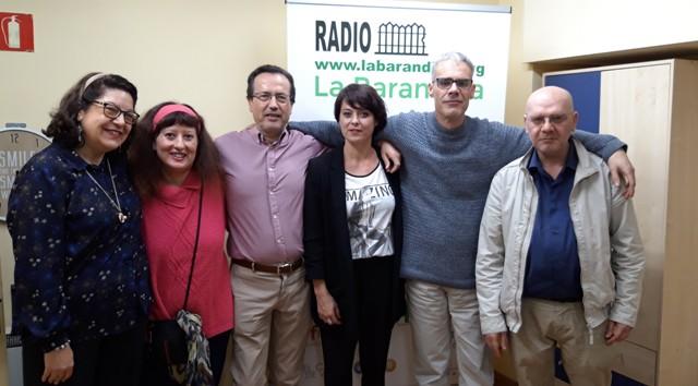 En «Conecta con nosotros» nos visita la periodista Paula Arenas