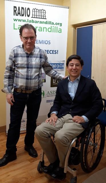 Un «bis a bis» con Borja Fanjul
