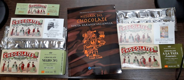 EL PATANEGRA DE LOS CHOCOLATES