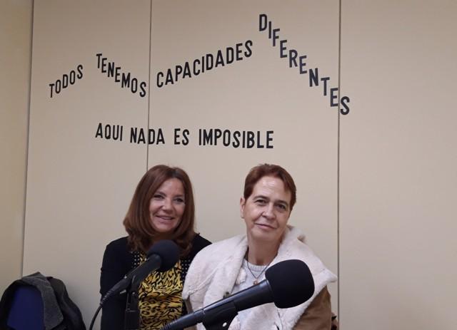 Hiru Hamabi y Carmen De la Fuente