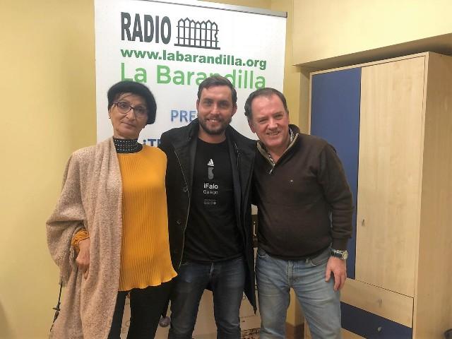 «Bis a Bis con Amadeo» y Rubén Riós