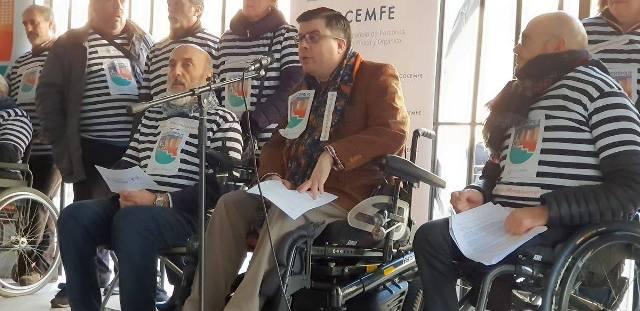 FAMMA reclama una ley de infracciones y sanciones que haga efectiva la igualdad de oportunidades de las personas con discapacidad.