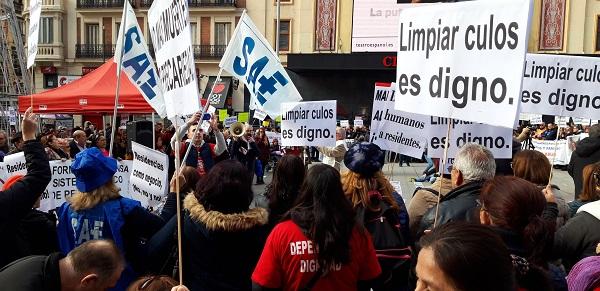 MADRID, CARTAGENA Y SAGUNTO SALEN A LA CALLE POR LA DIVERSIDAD Y SUS DERECHOS.