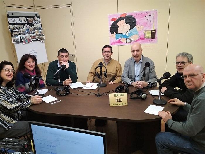 EL DIRECTOR DE ELCONFIDENCIAL.COM VISITA NUESTRA RADIO SOCIAL.