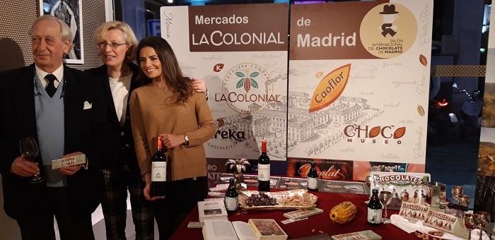 MADRID HUELE Y SABE A CHOCOLATE