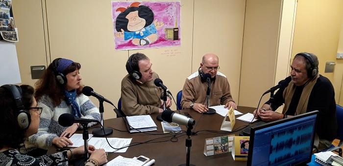 FORMACIÓN GRATUITA EN TALLERES DE RADIO