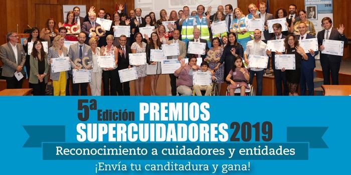 PREMIOS PARA DAR VISIBILIDAD A PROYECTOS Y PERSONAS SUPERCUIDADORES.