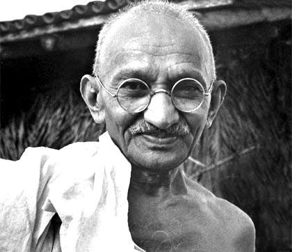 La vida de Gandhi en «La Barandilla»