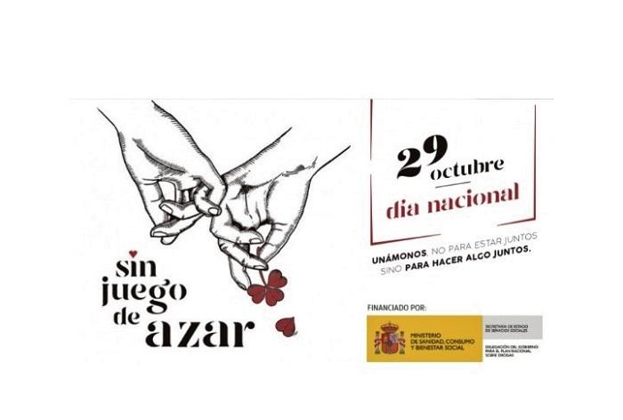 DÍA 29 DE OCTUBRE, DÍA SIN JUEGO DE AZAR.