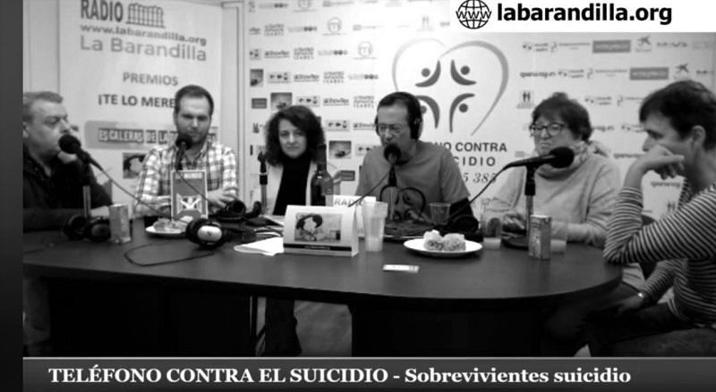 TODOS CON LOS SOBREVIVIENTES A UN SUICIDIO