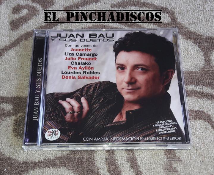 Juan Bau en el «pinchadiscos»