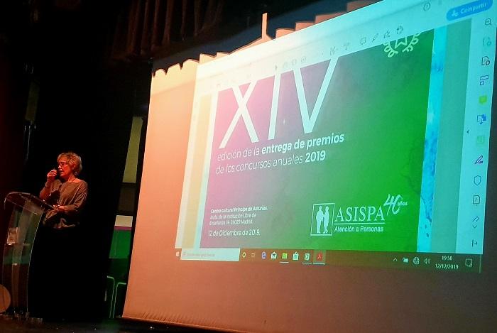 XIV edición de entrega de premios ASISPA