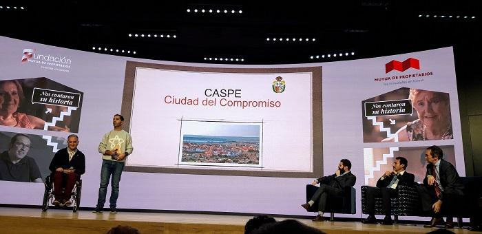CASPE CONQUISTA MADRID EN ACCESIBILIDAD.