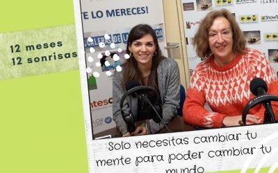 Programa especial «Salud en la barandilla «dedicado a la depresión con la Psiquiatra Ana Castaño y la Psicóloga Ana Millan