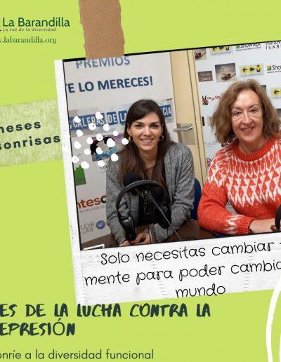 Ana Castaño y Ana Millán