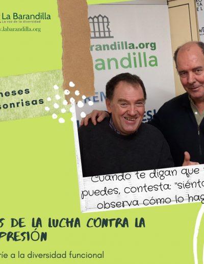 Amadeo Arribas e Ignacio Valero