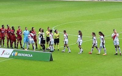 Crece el apoyo al fútbol femenino