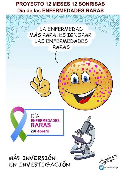 29 de Febrero día de las Enfermedades Raras