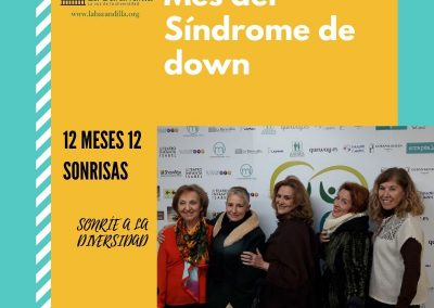 Toñi, Inma Pc, Olga María Ramos, Esperanza, Ana Lancho,