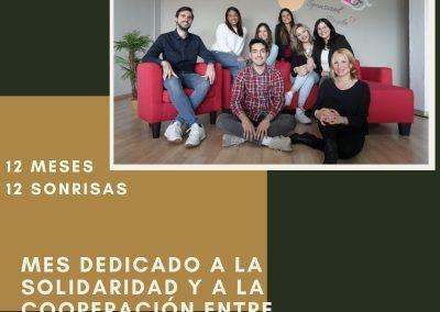 La CEO de DisJob Rosa Cuartero y su equipo se suman a nuestra campaña