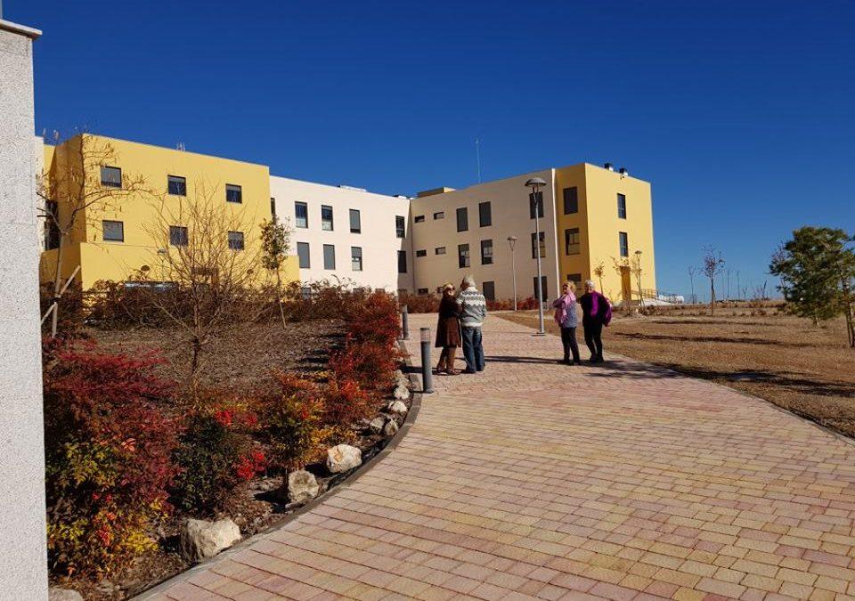 Una nueva forma de vivir en el centro residencial «Convivir»