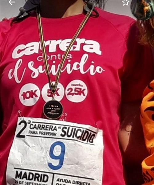 LLEGA SEPTIEMBRE, EL MES DE LA PREVENCIÓN DEL SUICIDIO EN ESPAÑA.