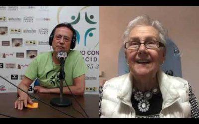 Entrevista Pilar Ruiz de Zuazu- ex monja y ex diplomática