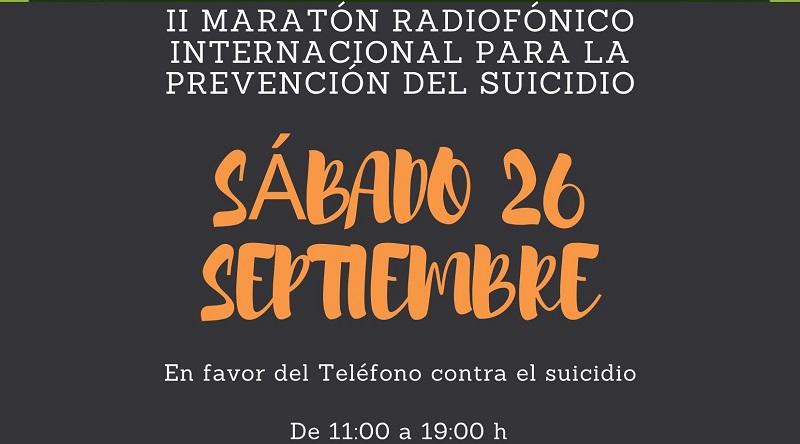 26 DE SEPTIEMBRE, II MARATÓN INTERNACIONAL RADIOFÓNICO.