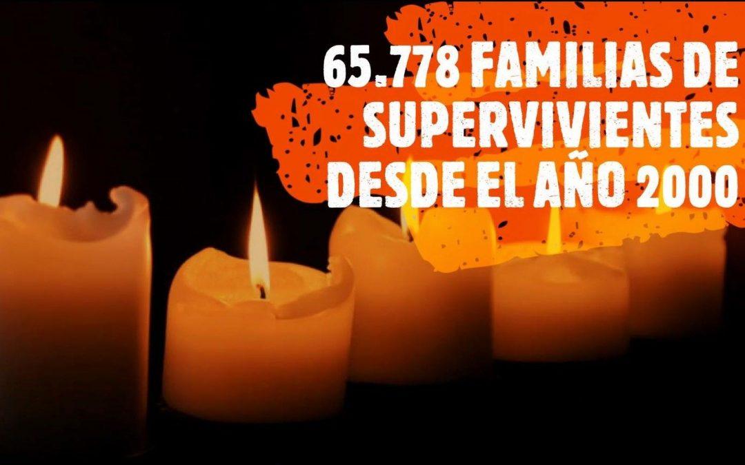 65.778 SUICIDIOS DESDE EL AÑO 2000 EN ESPAÑA