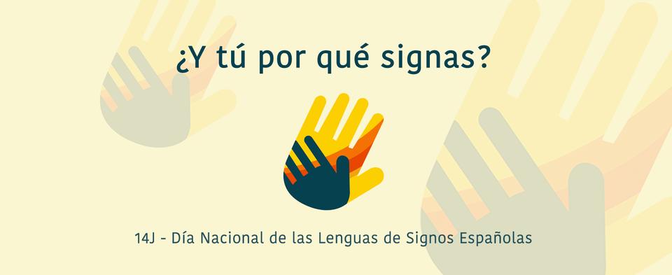 DÍA NACIONAL DE LAS LENGUAS  DE SIGNOS.